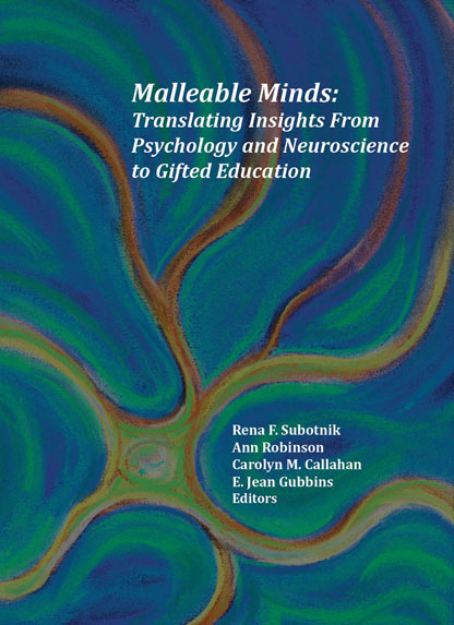 Malleable Minds Cover