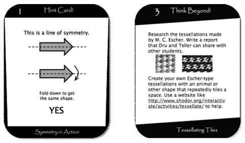 hintandthinkcards