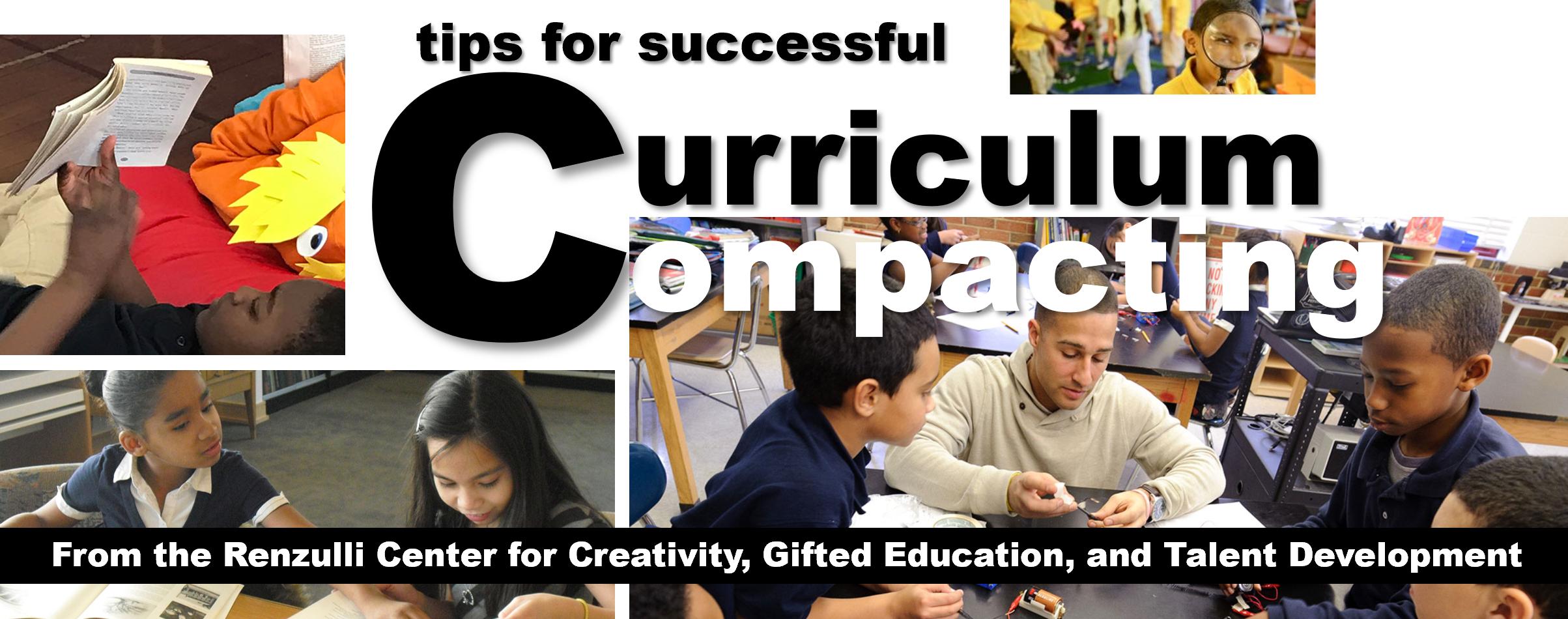 curriculum compacting logo